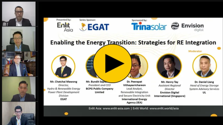 Episode 3: Enabling the Energy Transition: Strategies for RE Integration