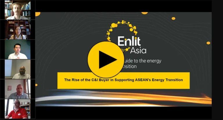 The Rise of the C&I Buyer in Supporting ASEAN's Energy Transition