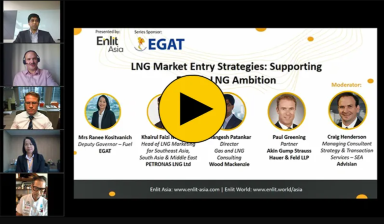 Episode 2: LNG Market Entry Strategies: Supporting EGAT's LNG Ambition
