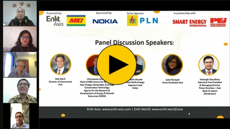Episode 6: PLN Achieving 100% Electrification: The Role of Distributed Energy
