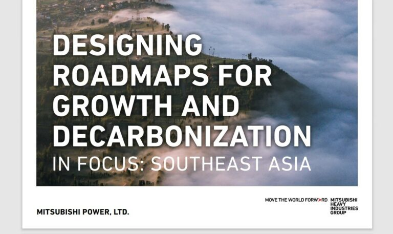 Whitepaper: Mitsubishi Power, LTD. & Designing Roadmaps for Growth and Decarbonisation