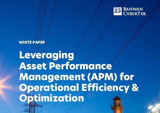 Whitepaper: Leveraging Asset Performance Management (APM) for Operational Efficiency & Optimization