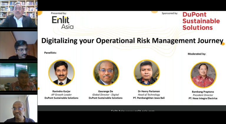 Digitalizing your Operational Risk Management Journey