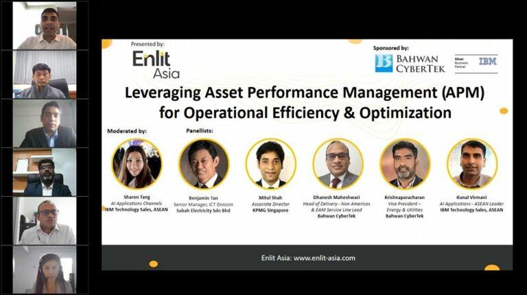 Leveraging Asset Performance Management (APM) for Operational Efficiency & Optimization