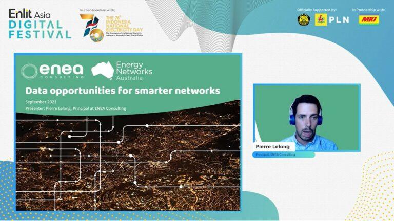 Digital Festival – Data Opportunity for Smarter Network