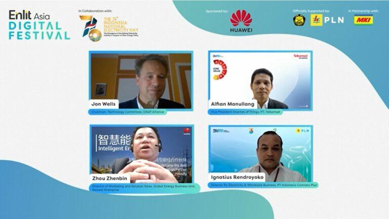 Digital Festival – Next-Gen Communication Networks Enabling Future Grid Development