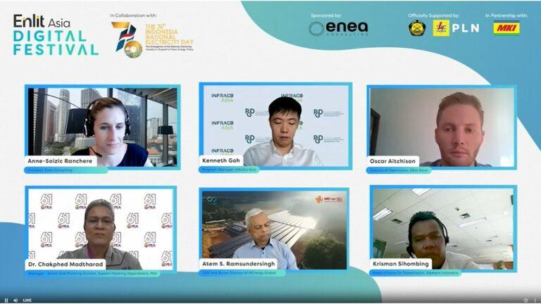 Digital Festival – Smart Microgrids: Enabling Last Mile Electrification Across ASEAN